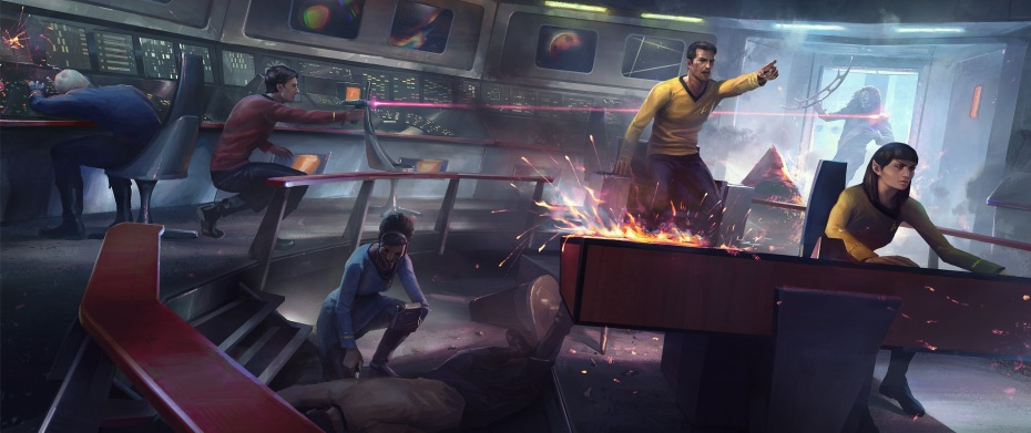 Star Trek Adventutres Role-Playing Game